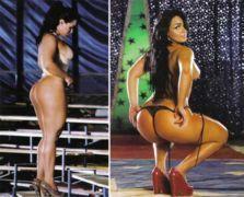 Vídeo mulher melancia dançando funk pelada