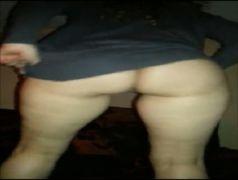 Esposa gostosa fazendo stripper