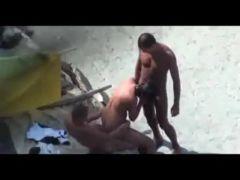 Casal flagrados fazendo sexo na praia de Ponta Negra – Natal