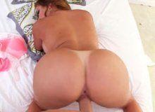 Porno HD buceta gostosa da Julianna Vega de quatro