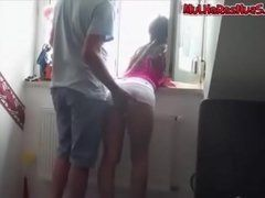 Vídeo gostosa safadinha provocando de saia curta sem calcinha por rapaz