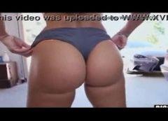 Video brasileira gostosona da academia foi reconhecida e caiu na net mostrando sua bunda grande
