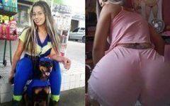 Video Rafaela Melo gostosa caiu na net dançando de pijama O Gás