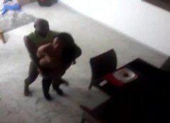 Video Babizinha puta de São Paula flagrada transando com negão - SP