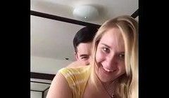 Video Sabrina Cunha casada traindo marido no sexo anal