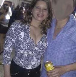 Ana a puta de Floripa SC caiu na net dançando pelada para outro