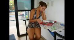 brasileira Karine casada infiel da Zona Leste Fortaleza CE